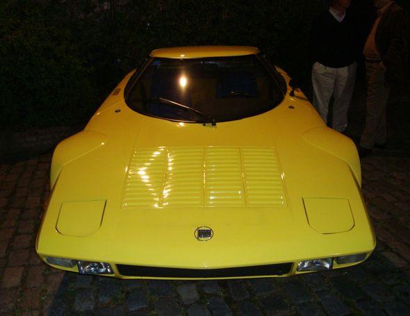 Noche Lancia en el CAS