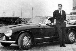Lancia 1964_Flaminia_MarcelloMastroianni