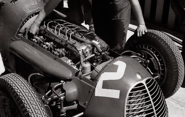 motor A6GCM