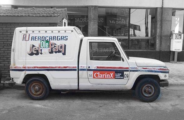 ¿Qué te pasha Clarín…?