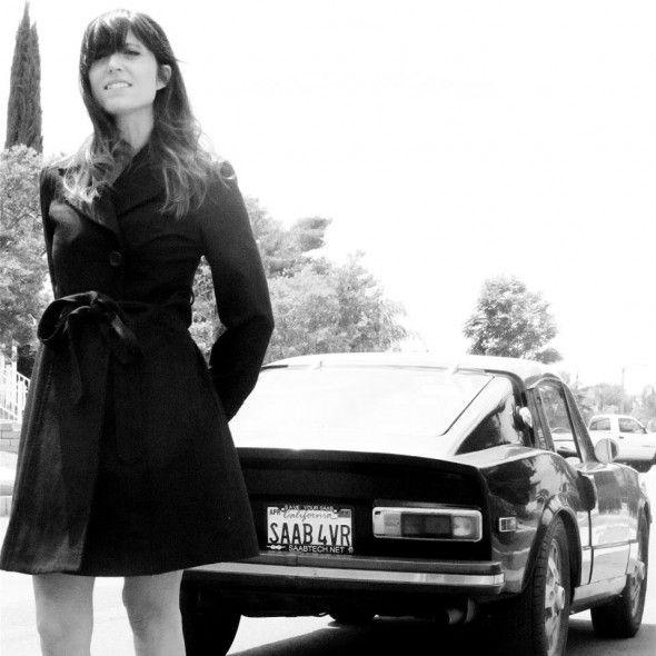 Chica Saab