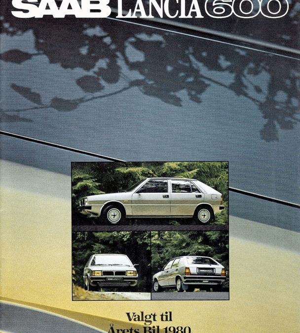 Saab Lancia del dia #14