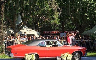 Autoclásica 2014: la fiesta del Chivo