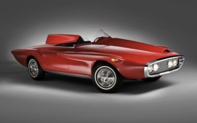1960-plymouth-xnr-concept-sideview