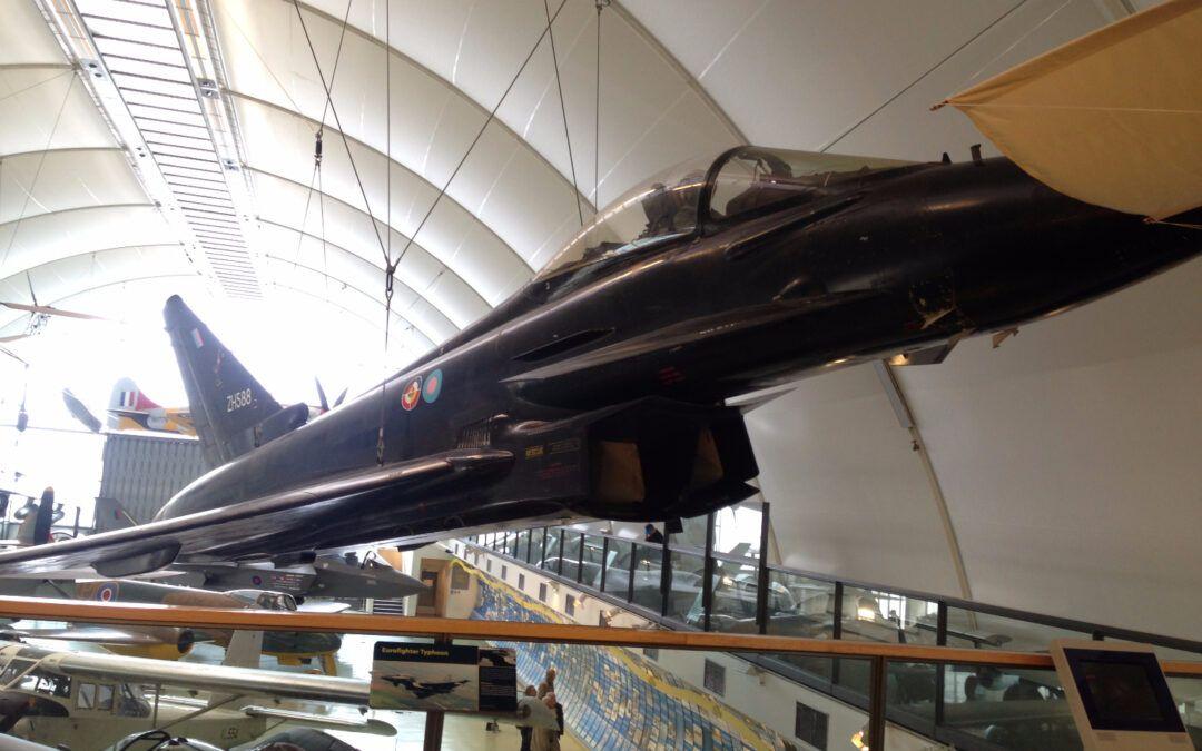 Un lugar en el mundo (museo de la RAF)