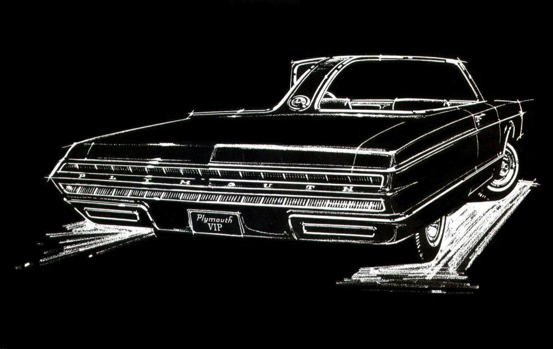 1965 Plymouth VIP-11