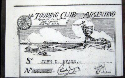 Memorias del Touring Club y la Patagonia