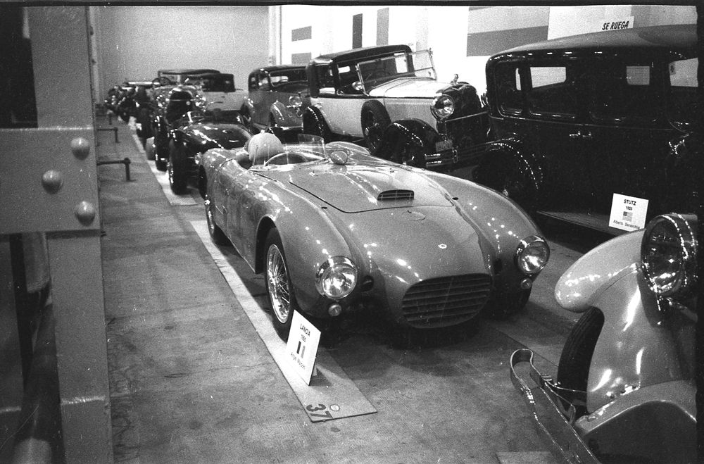 Lancia D24, Aston Martin Greene, Stutz, Hispano, Rolls Sandrini