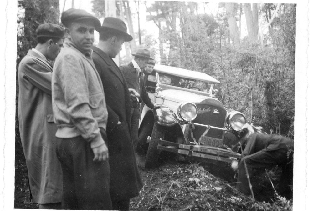 Machos eran los del Packard