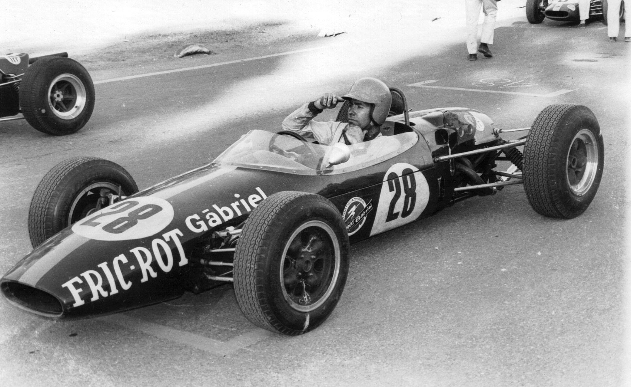 Martin Davies Brabham BT10 Rosario (RA) 30-01-66