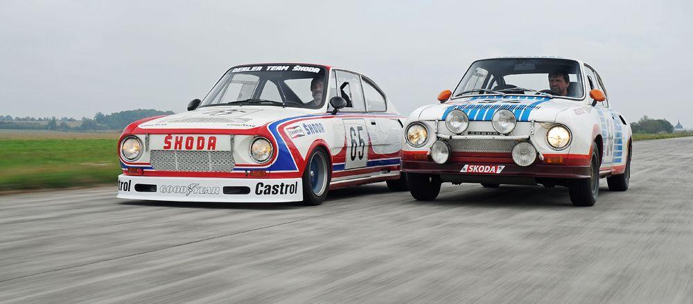 El «Porsche del Este» cumple 40 años