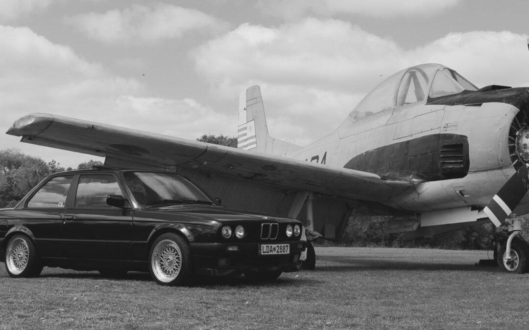 Los BMW charrúas despidieron el año