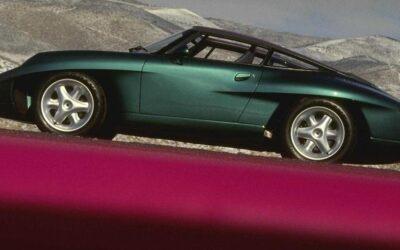 Porsche «Panamericana»