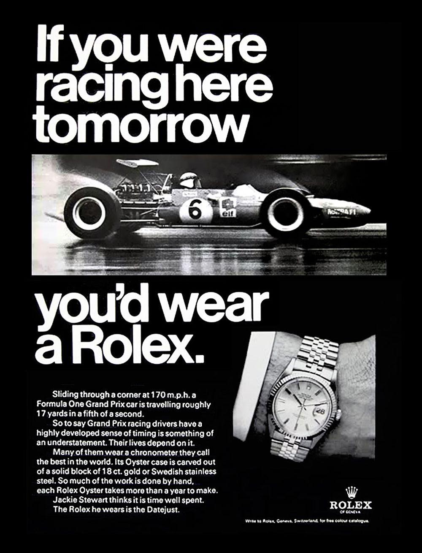Stewart Rolex