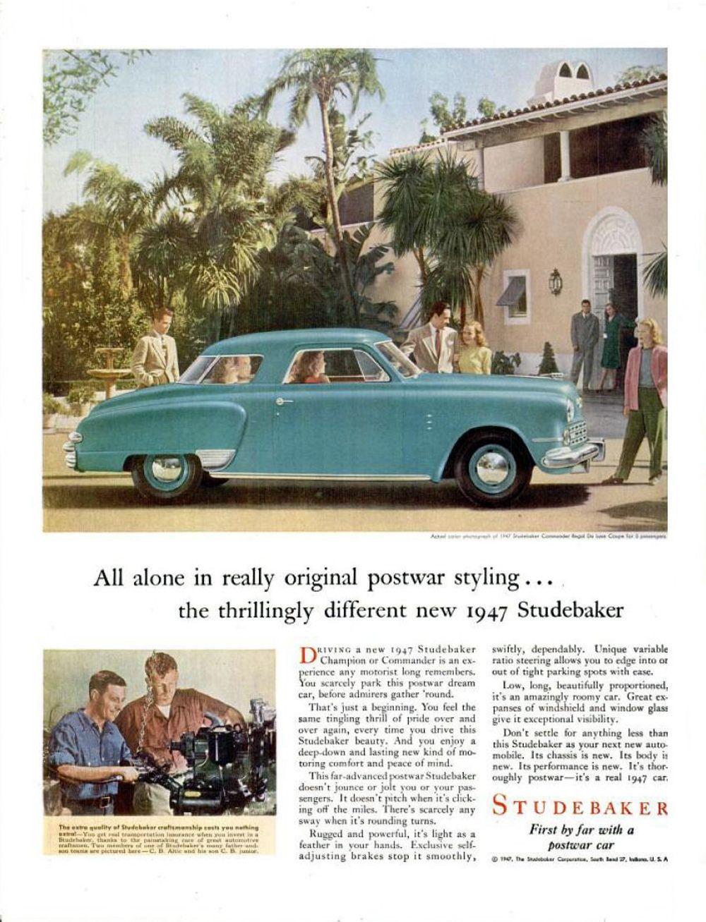1947 Studebaker Ad-13