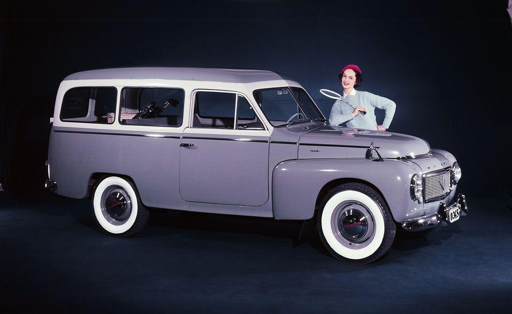 La herencia de Volvo en rurales