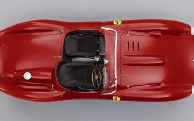 Rétromobile 2016: la Ferrari de los 35 millones