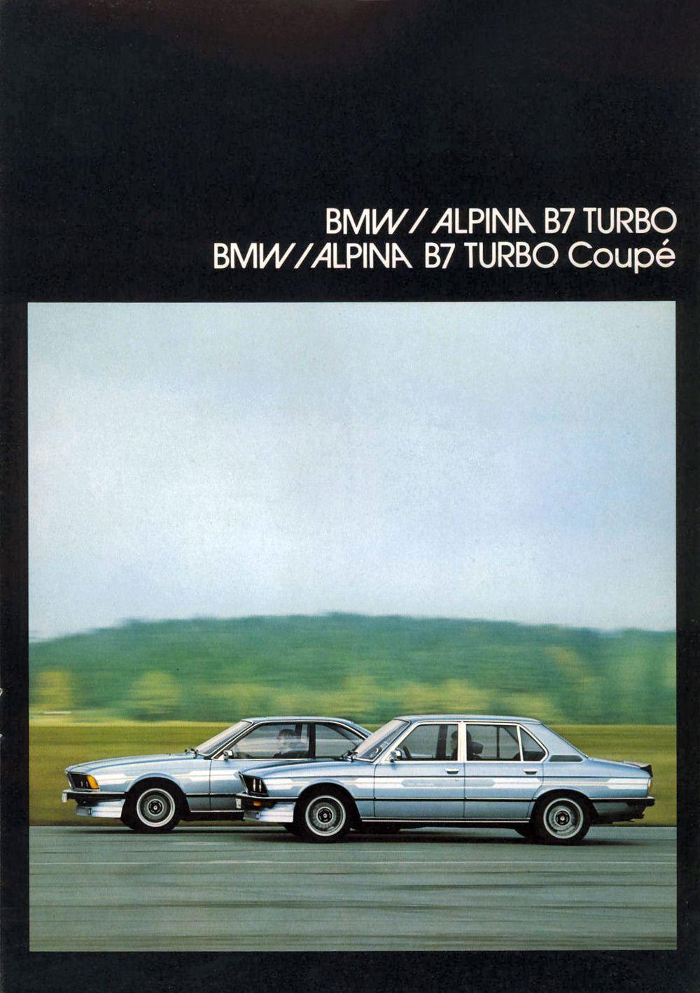 BMW Alpina 15