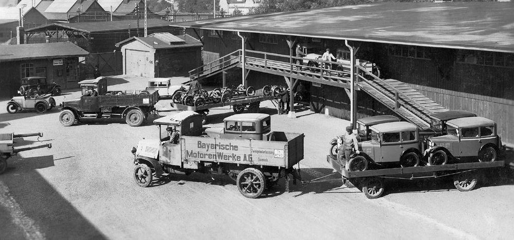 Los 100 años del Grupo BMW