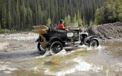 La vuelta al mundo en Ford T