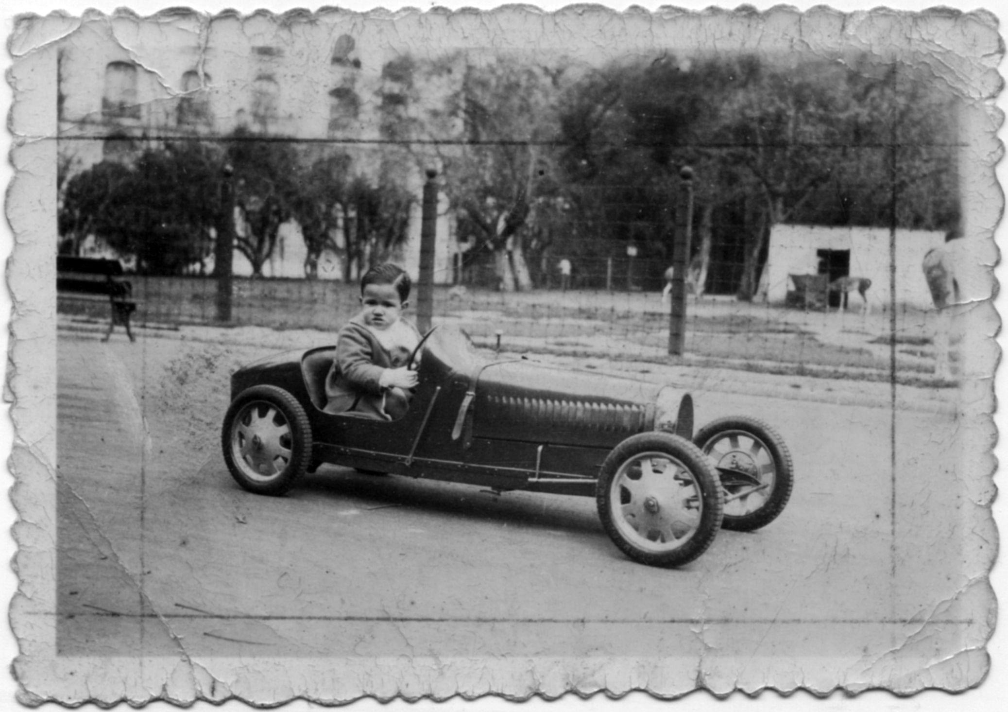 HRS Bugatti 52