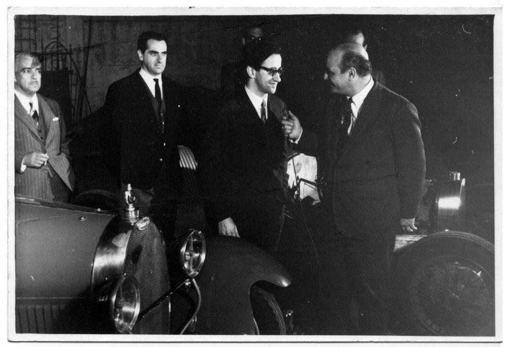 HRS Bugatti entrevista