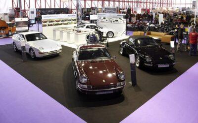 Los Porsche que más brillaron en ClassicAuto