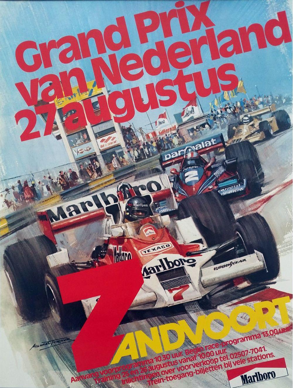 1978-grand-prix-of-the-zandvoort-netherlands-formula-1-original-vintage-poster