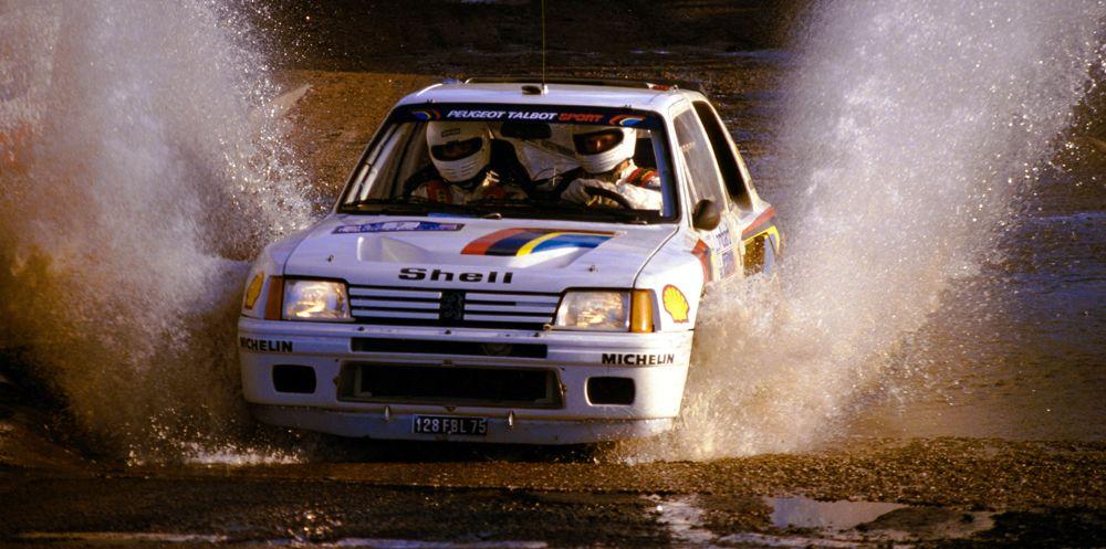 Leyendas del Rally: celebrando los clásicos