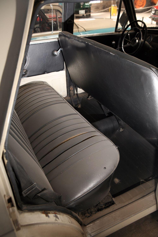 Conosur asiento tras