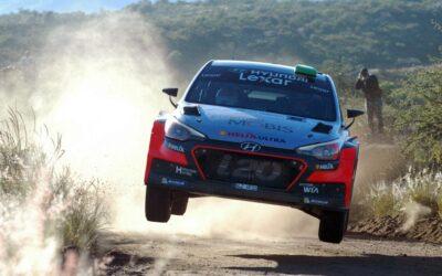 WRC Argentina 2016: el shakedown