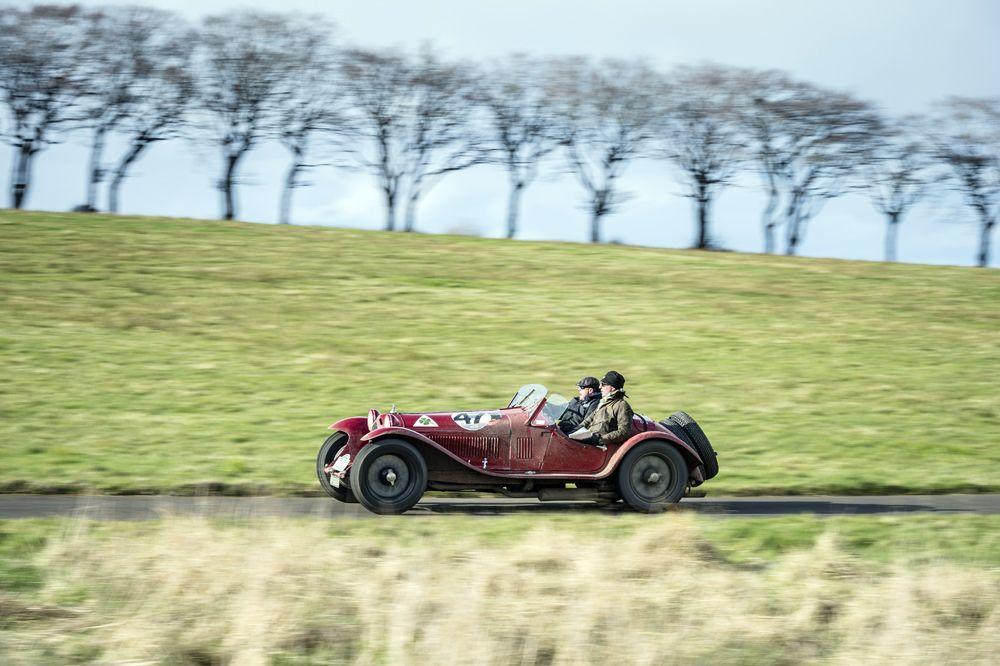 Shane Houlihan & Richard pain Alfa Romeo