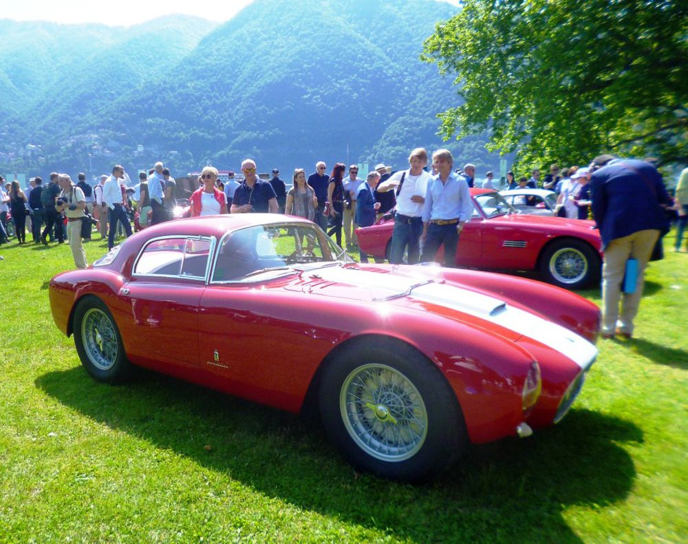 1-Maserati A6 GCS Berlinetta Pinin Farina  (2)
