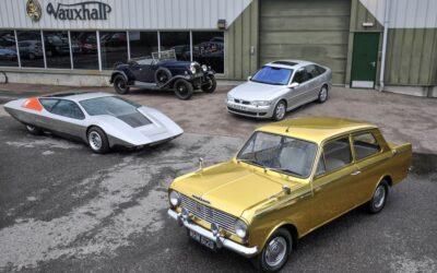 Vauxhall Heritage abre una vez más sus puertas