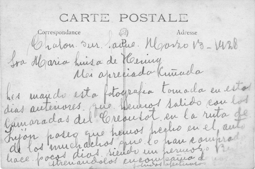 Berliet dorso postal