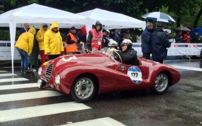 Mille Miglia 2016: los «ecceterini»