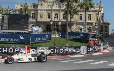 Monaco Historique 2016: el circo Sarrasani