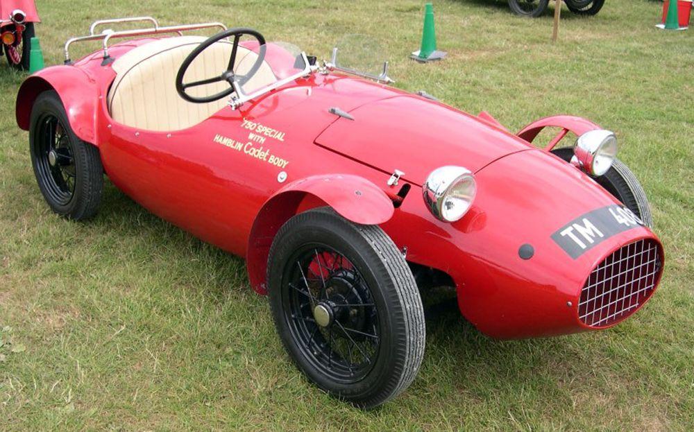 1133643_A conversion of a pre-war Austin 7 into a road legal sports car