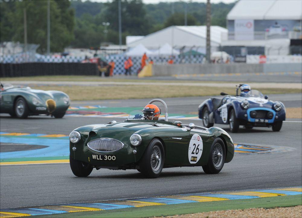 1205099_Austin Healey, Le Mans Classic