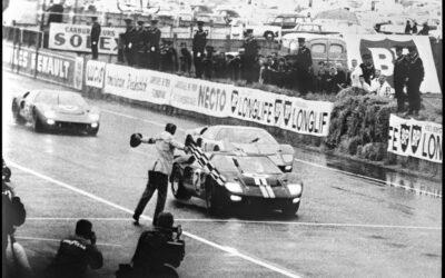 Chris Amon: recordando Le Mans de 1966