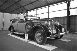 Horch 1938 der