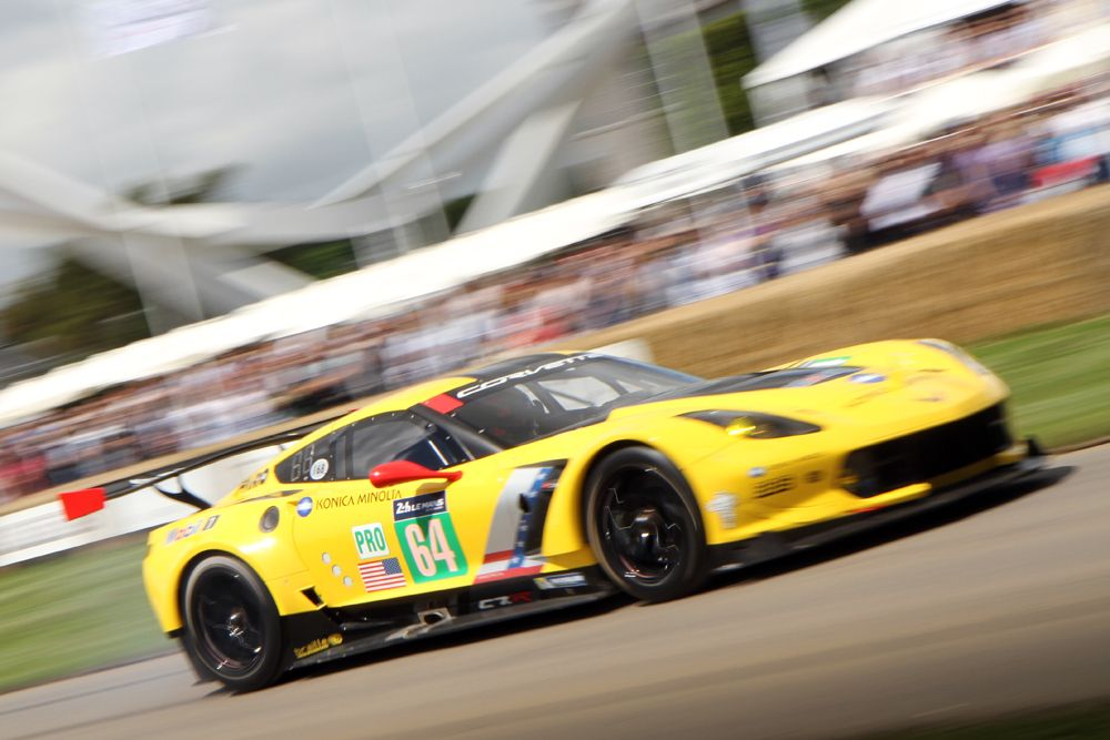 Goodwood Festival of Speed 2016, Goodwood Estate, Chichester, West Sussex, UK - 24.06.16