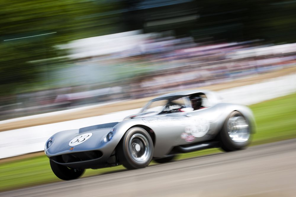 2016 Goodwood Festival Of Speed 23rd - 26th June 2016 FoS Thursday, 24th June. Goodwood, England. Batch Five, 5 Track Action Photo: Drew Gibson