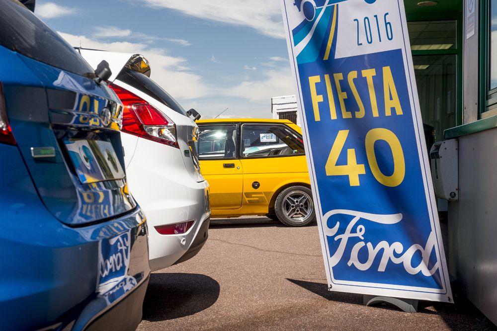 10 Fiesta 40th Brighton Race course