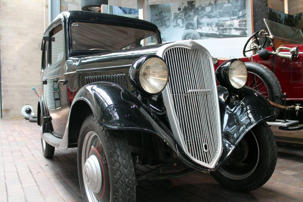 Datsun Type 14, un pequeño auto para una gran historia