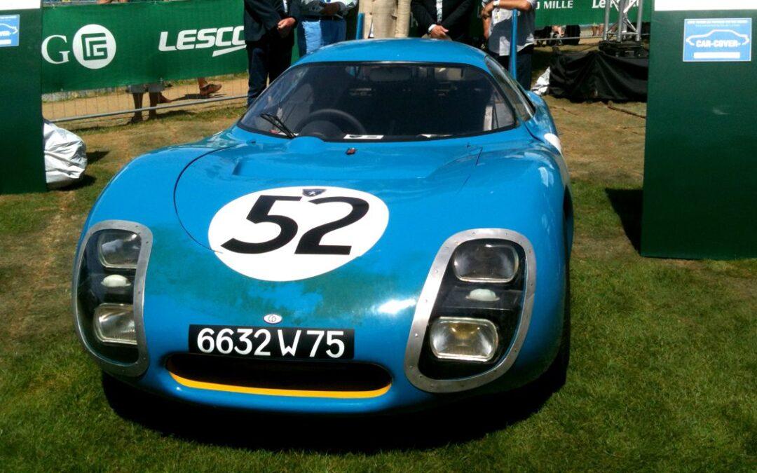 Le Mans Classic 2016: un CD Peugeot, premio FIVA