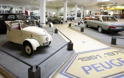 L'Aventure Peugeot: dos siglos de desarrollo industrial