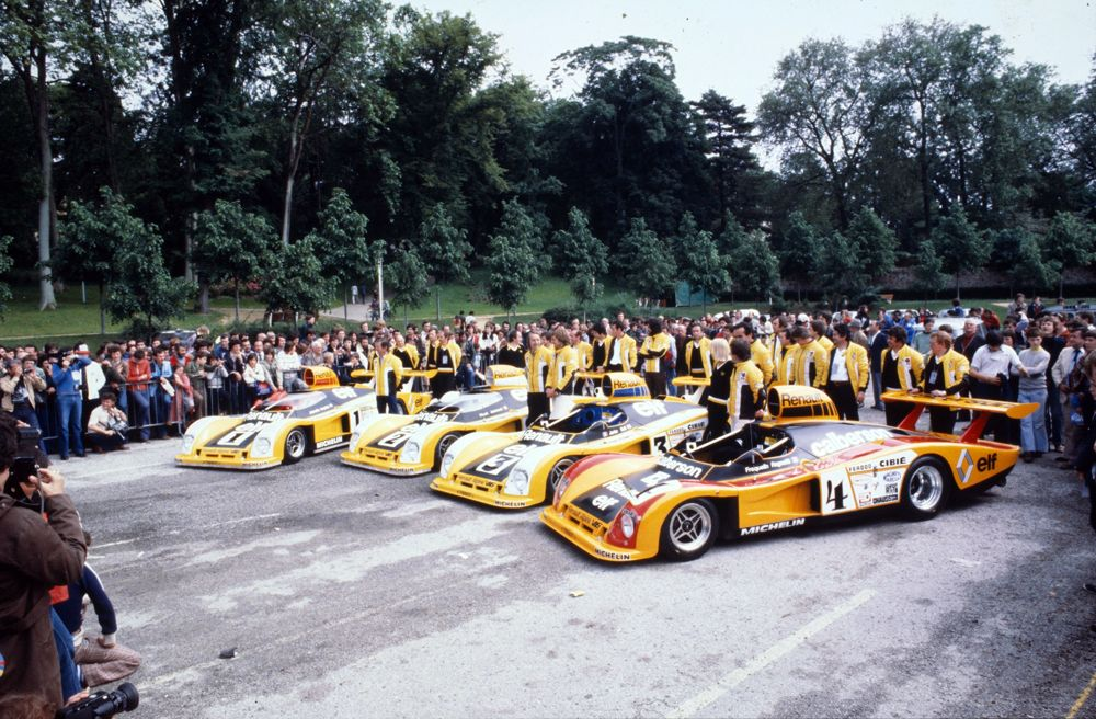 A442, A442 B, A443 - 1978