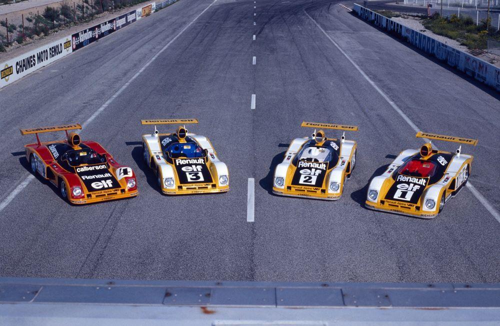 A442, A442 B, A443 1978