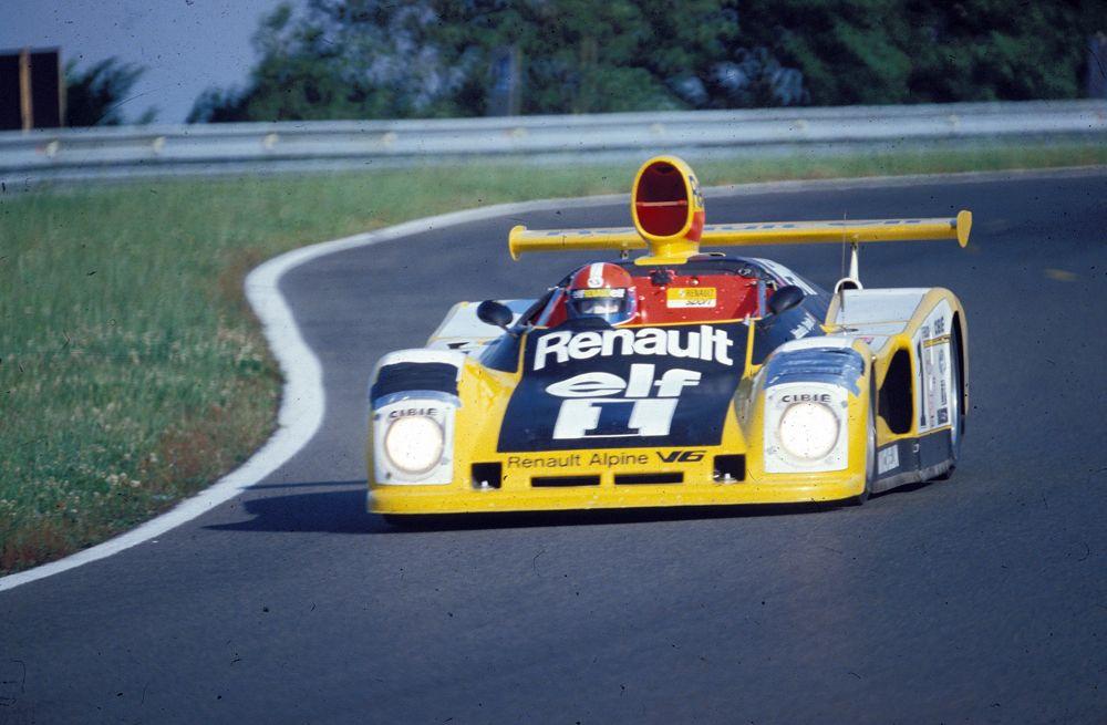 Alpine A443 1978 LEAD
